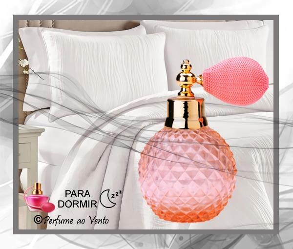 Perfumes Frescos, Leves e Suaves para Dormir Confortavelmente