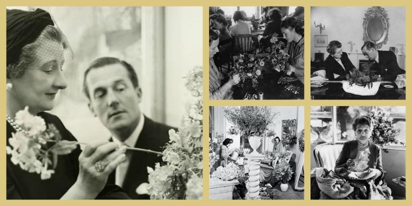 Constance Spry florista