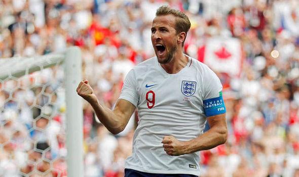 England Mendapatkan kemenangan Dengar Skor 6 - 1 Saat Melawan Panama Dengan hal-trick  Harry Kane