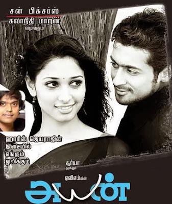 Download Ayan (2009) 400MB BRRip Hindi Dubbed