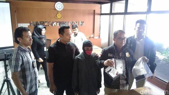 """Hack Situs KPU JABAR remaja ini bilang ke Polisi """" Terinfirasi film pak """""""
