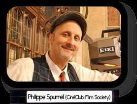 CinéClub: Film Society / Philippe Spurrell