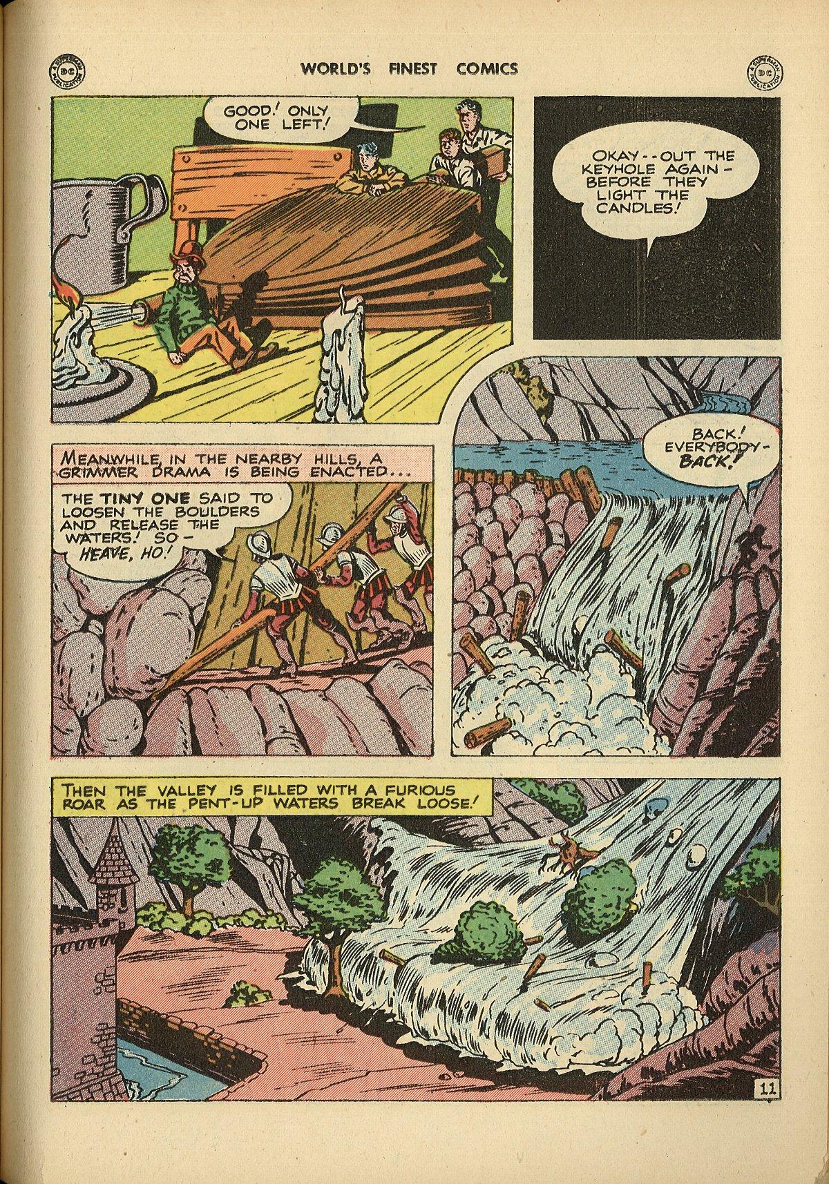 Read online World's Finest Comics comic -  Issue #26 - 35