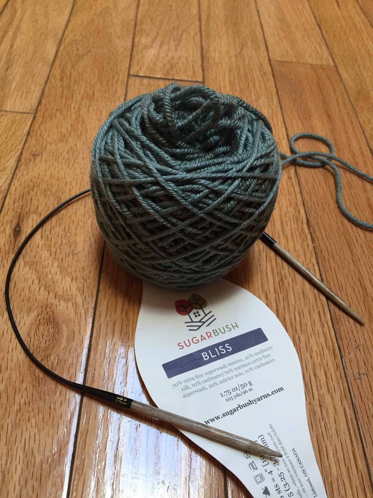 Knitting Linen Stitch On Circular Needles : The Dragons Shelf: Lykke Needles: The Smooth Wood... and cosmetics and l...