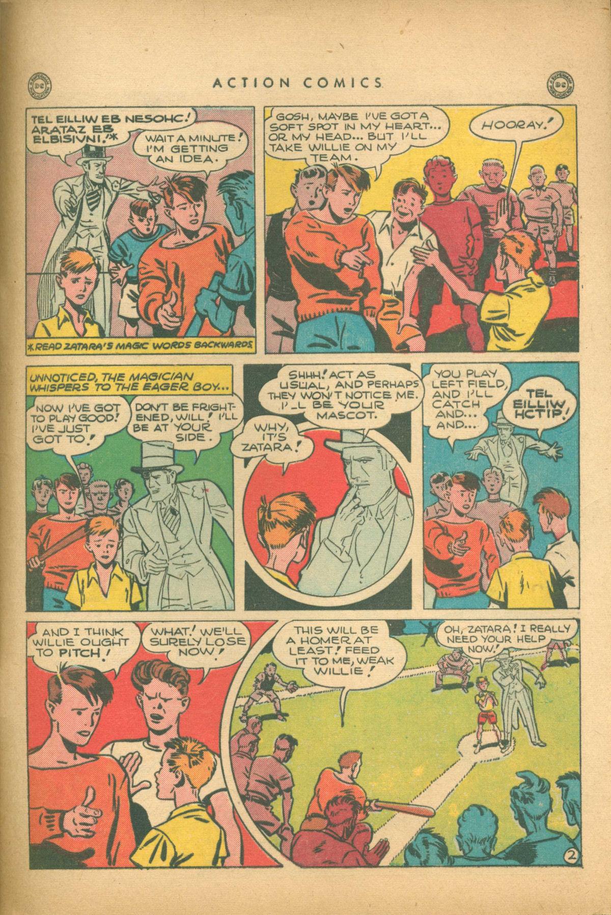 Action Comics (1938) 97 Page 43