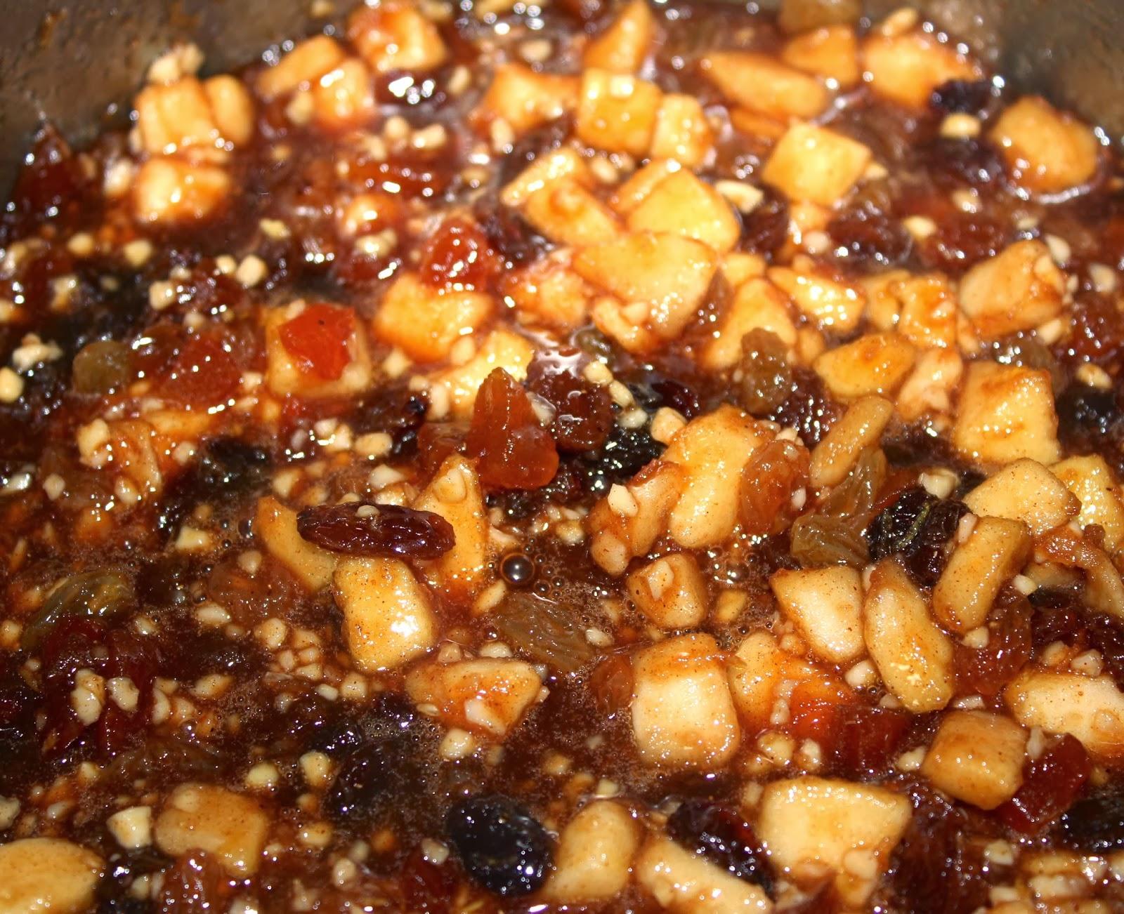 Cocinar es vivir y bordar tambi n cake de frutas navide o for 3 cocinar un huevo sin fuego