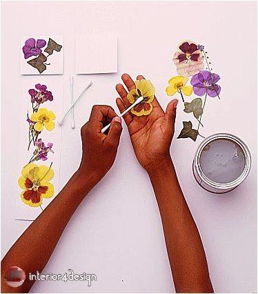 Handmade Craft Using Papers 5