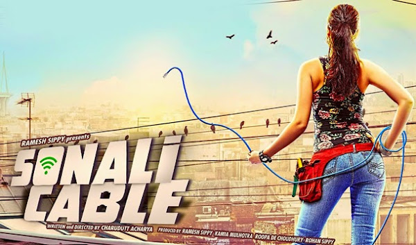 Sonali Cable (2014) Movie Poster No. 4