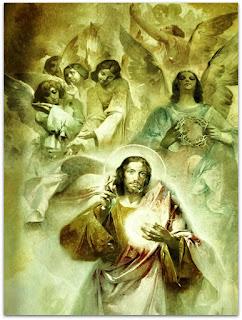 """""""Sagrado Coração de Jesus"""" - Aldo Locatelli (1960), Igreja de Nossa Senhora de Lourdes, Porto Alegre"""