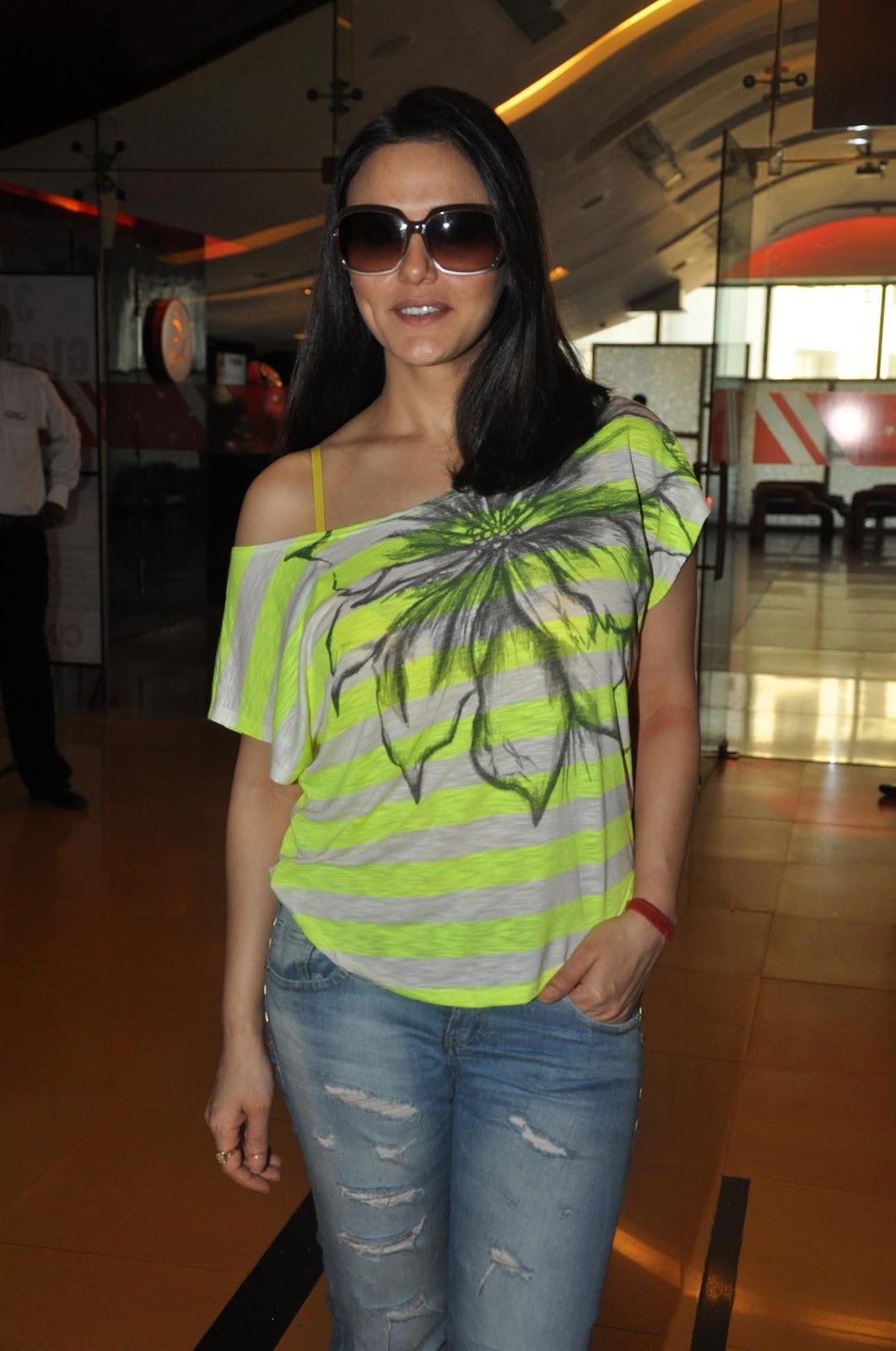 Preity Zinta Nude Image
