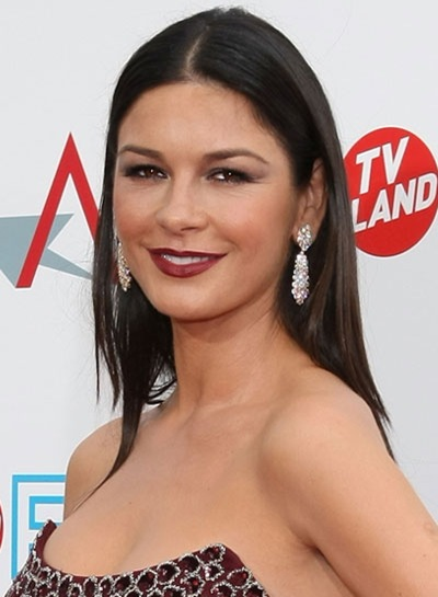 Catherine zeta jones eyes think, that