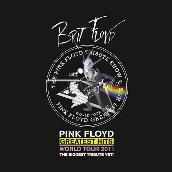 Brit Floyd 2017 The Pink Tribute Show