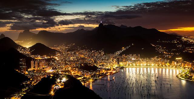 baia Rio de Janeiro