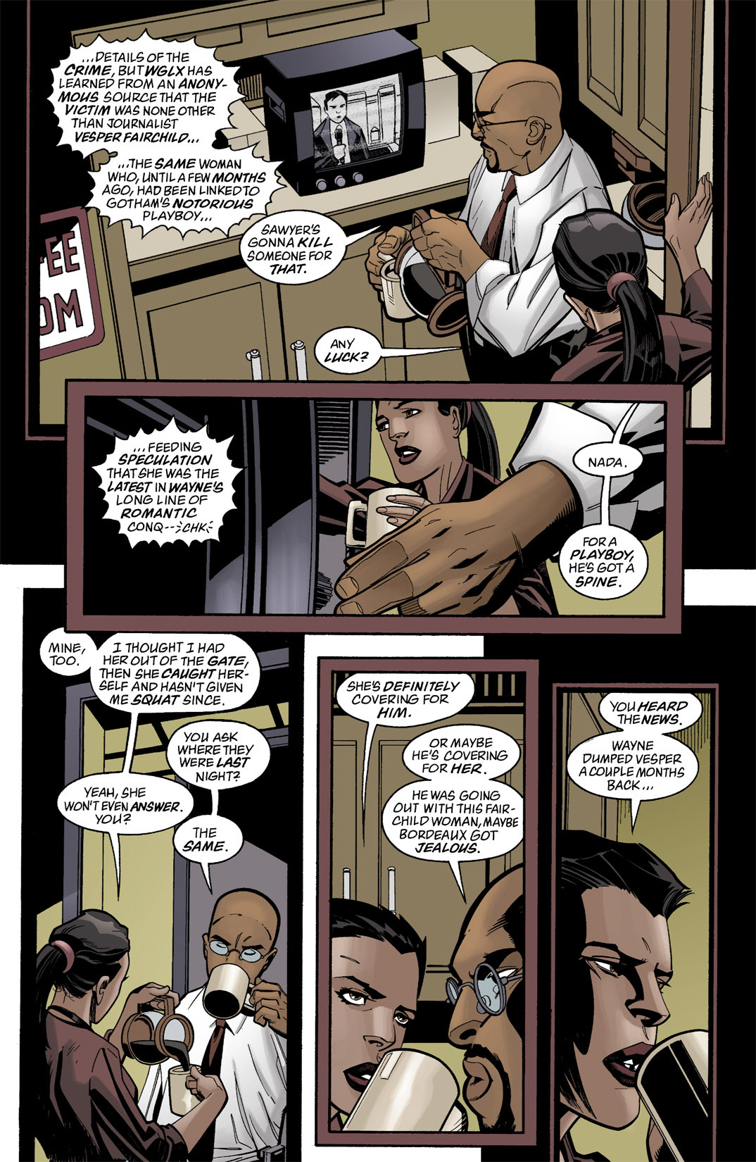 Detective Comics (1937) 766 Page 15