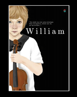 Novel William by Risa Saraswati