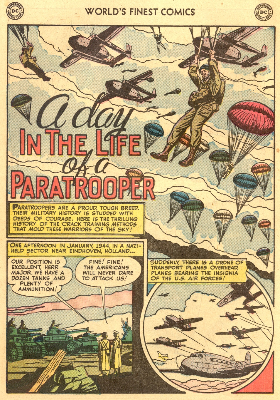 Read online World's Finest Comics comic -  Issue #70 - 50