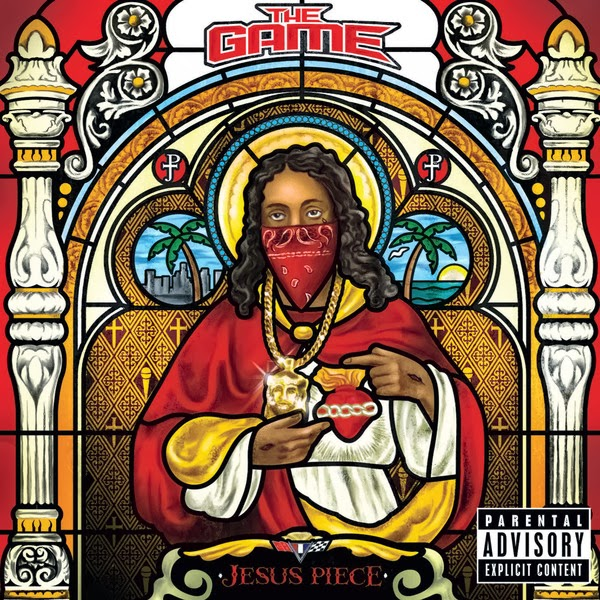 The Game - Jesus Piece (Deluxe Version)  Cover
