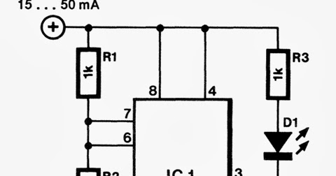 Power Led Flashing Power Wire Wiring Diagram ~ Odicis