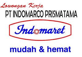 Lowongan Kerja PT Indomarco Prismatama 2017