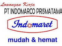 Lowongan Kerja PT Indomarco Prismatama Terbaru 2017