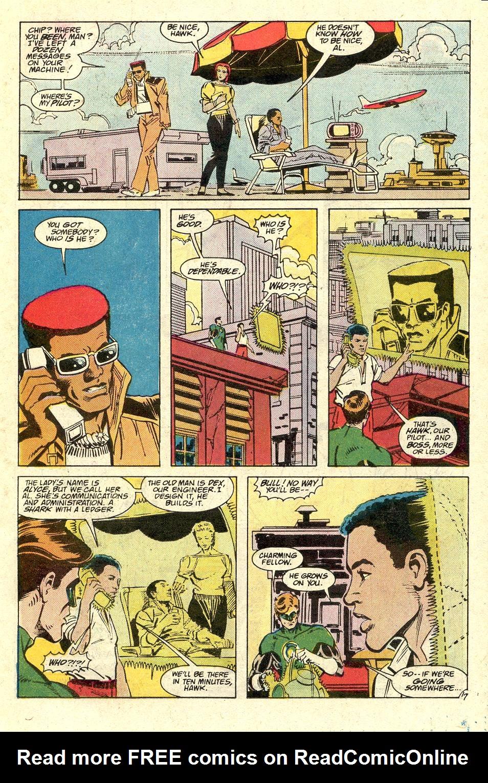 Read online Secret Origins (1986) comic -  Issue #36 - 18