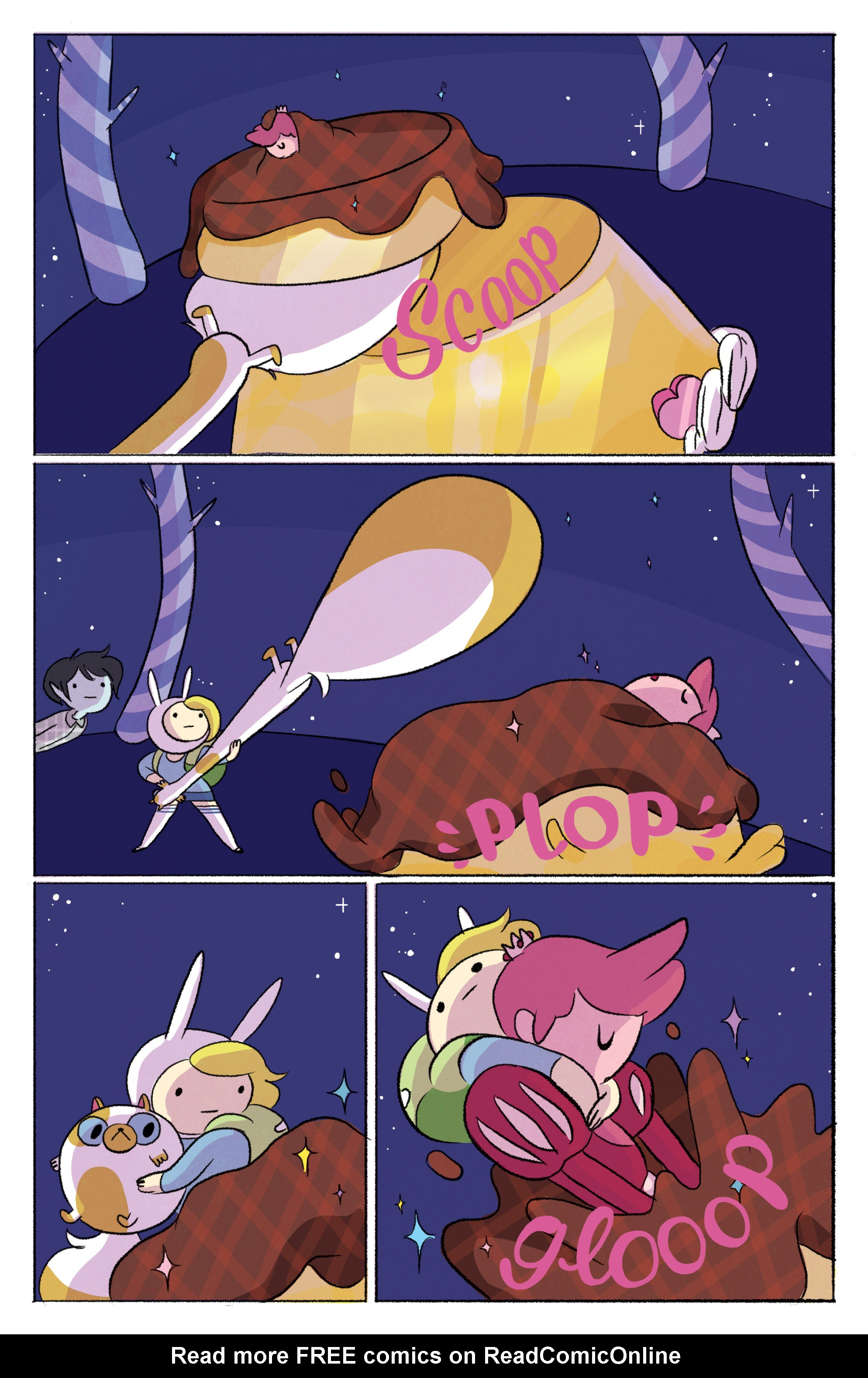 Read online Adventure Time with Fionna & Cake comic -  Issue #3 - 19