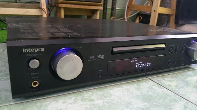 Ampli 5.1 dts - Ampli stereo - Đầu MD làm DAC - Đầu CDP - Sub woofer v.v.... - 13