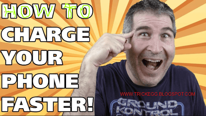 6 Tips to make your android phone charge faster