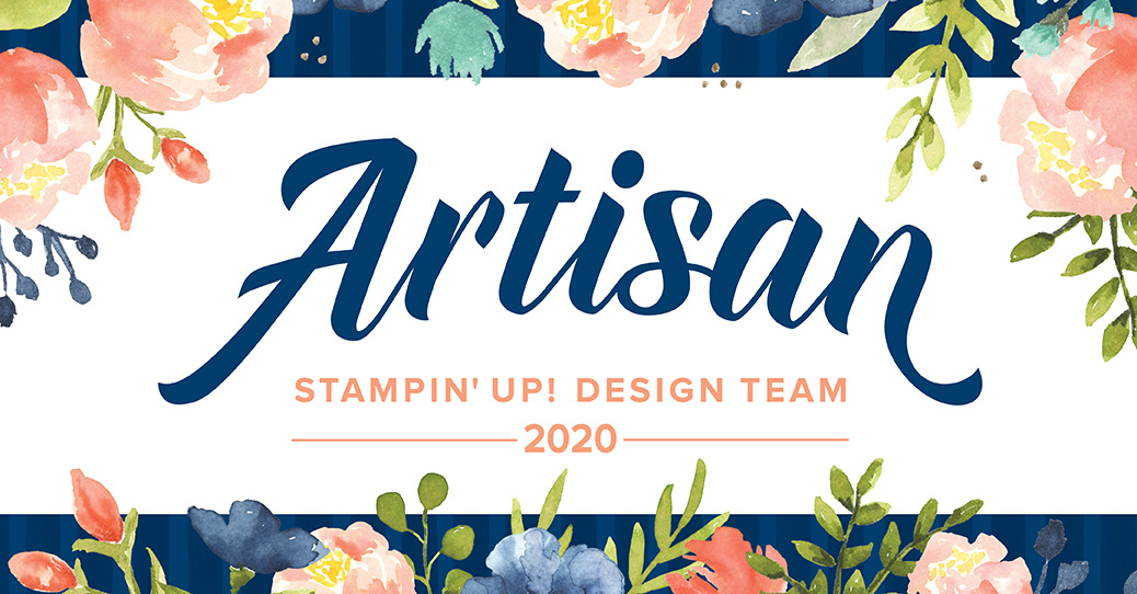 2020 Stampin' Up!® Artisan Design Team