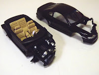 Mustang GT 1995 Crashed Revell 1/25