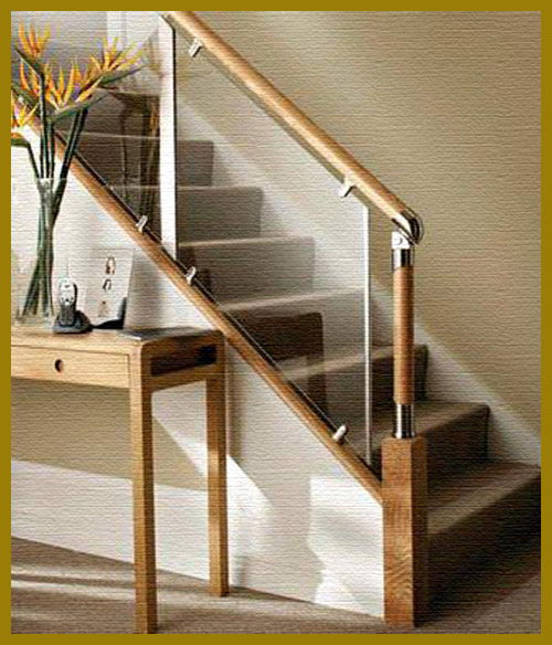 STAIRCASE DESIGNS FOR SMALL SPACES