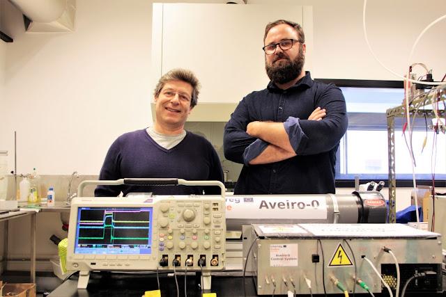 Detetor de radioatividade desenvolvido em Portugal e instalado em Almaraz