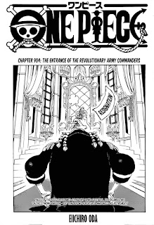 One piece 904 chapter manga sayfa page 1