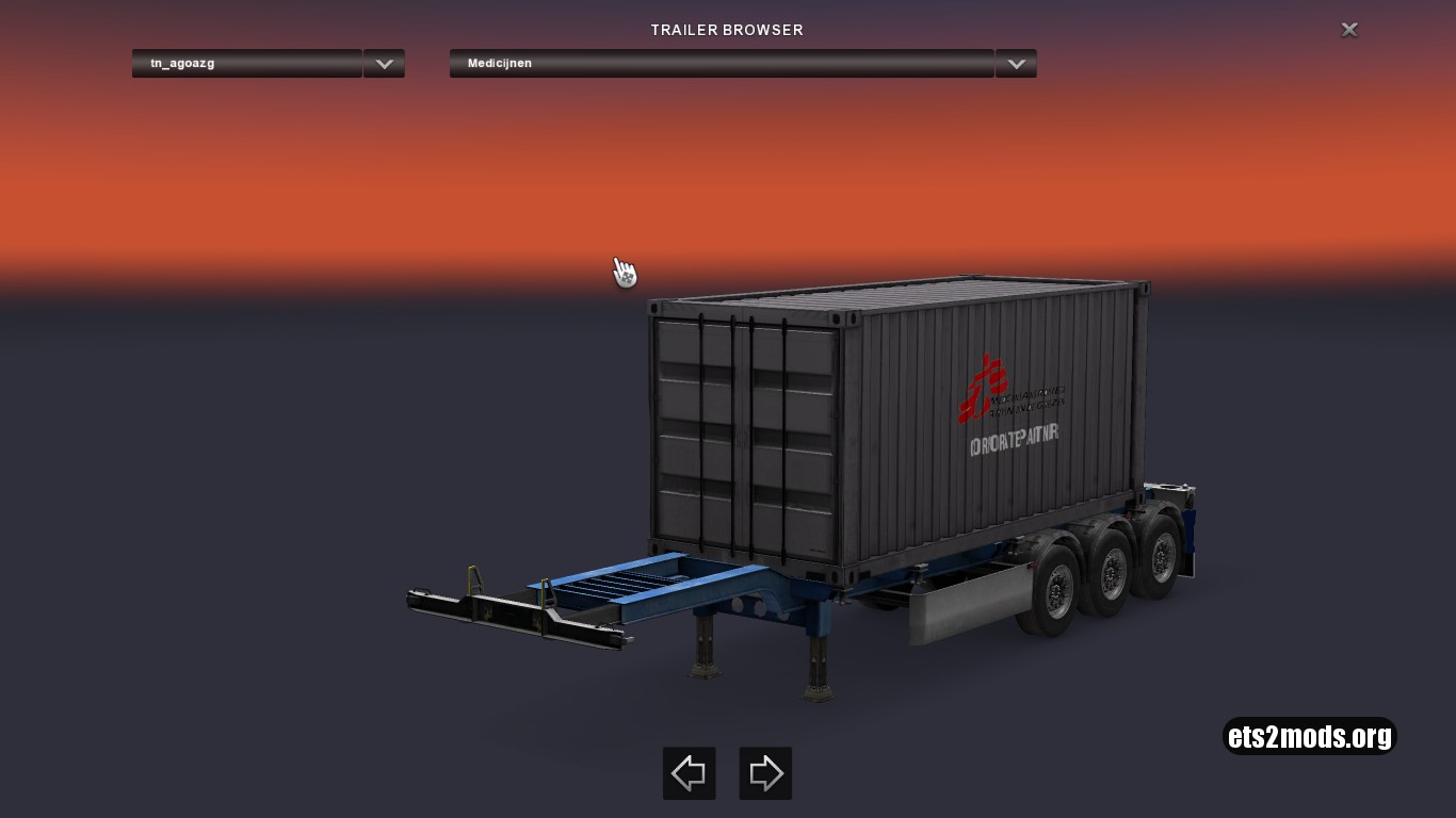 Trailer Pack AGO Community Charity