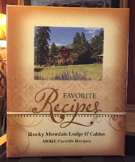 Rocky Mountain Lodge & Cabins' Cookbook