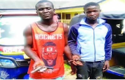 Man Goes Into Armed Robbery Days After Winning N4m Lottery