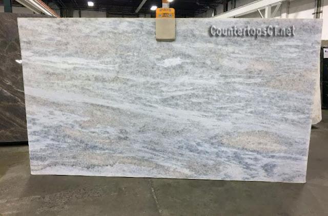 Iceberg Blue Marble Slab