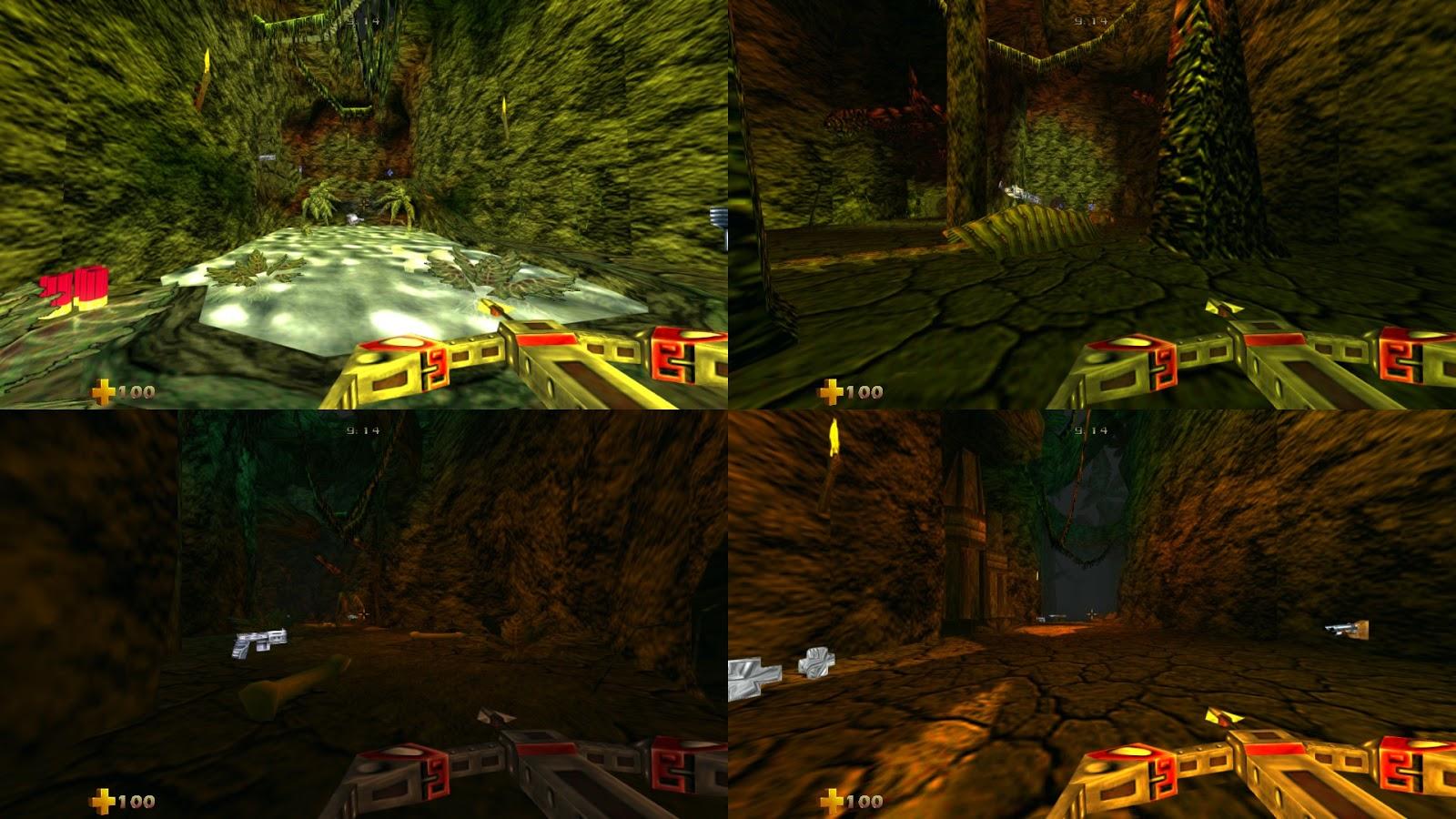 Turok 2 Seeds Of Evil Remastered ESPAÑOL PC Descargar Full (PLAZA) 6