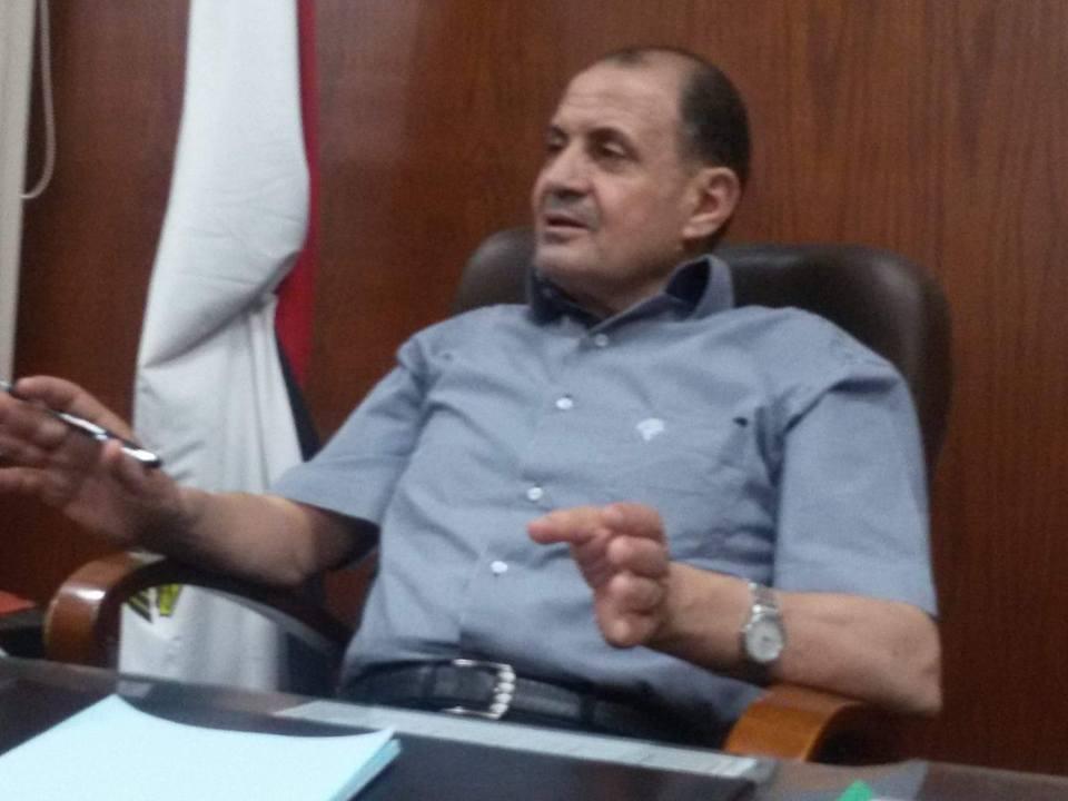 رئيس مجلس مدينه زفتي يقود حمله ازاله ليلا