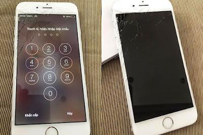 Thời điểm thích hợp thay mặt kính iPhone 6 Plus