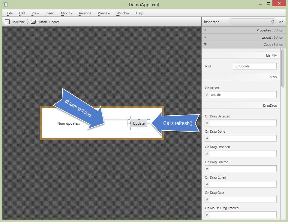 Bekwam Blog: Binding an Integer to a TextField in JavaFX