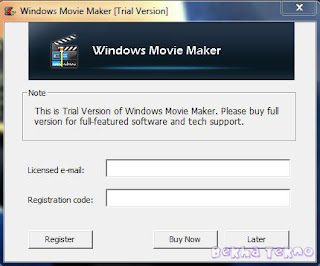 form aktivasi windows movie maker
