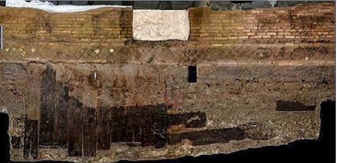Εμπορία ξυλείας από απόσταση 1700 χλμ στη Ρωμαϊκή Αυτοκρατορία...