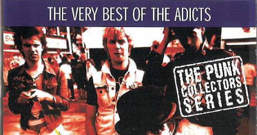 The Adicts - The Very Best Of The Adicts