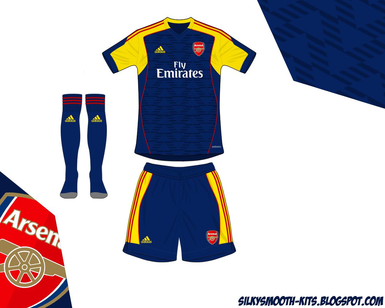 Arsenal Fantasy Away Adidas