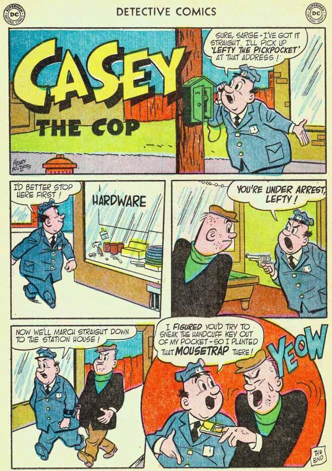 Read online Detective Comics (1937) comic -  Issue #174 - 34