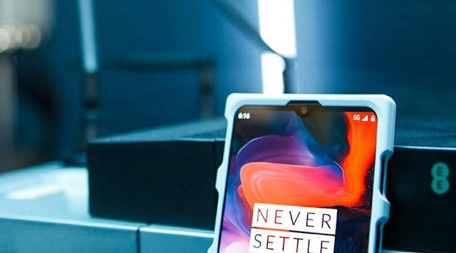 أول هاتف يدعم شبكات الجيل الخامس 5G يطلق من OnePlus في 2019