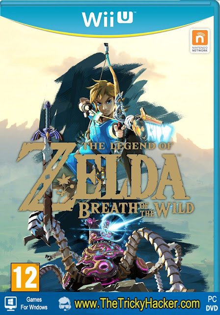 The Legend of Zelda Breath of the Wild Free Download Full Version Game PC