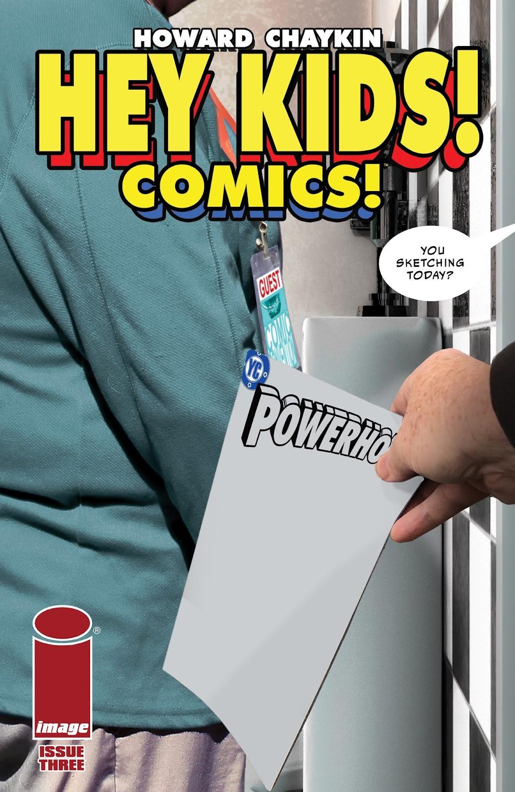 Hey Kids! Comics! 3 Page 1