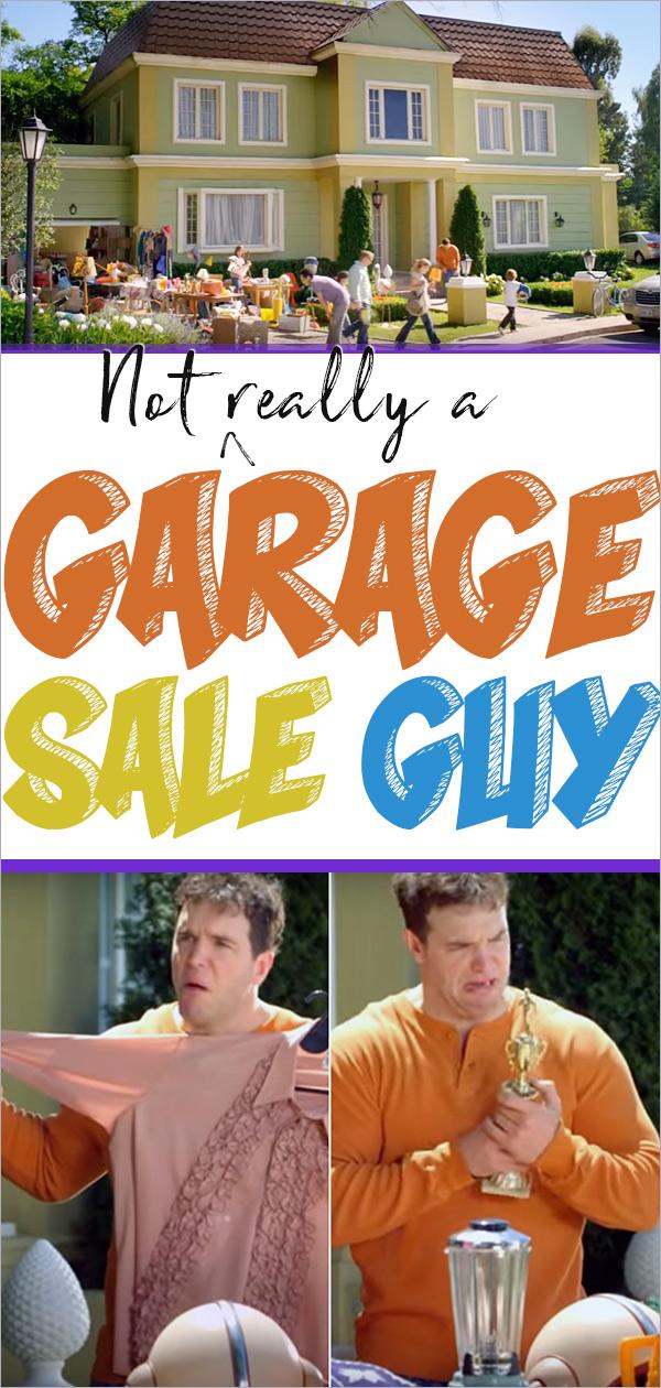 Garage Sale Humor - Funny!